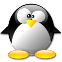 https://en.wikipedia.org/wiki/Tux#/media/File:Crystal_128_penguin.png